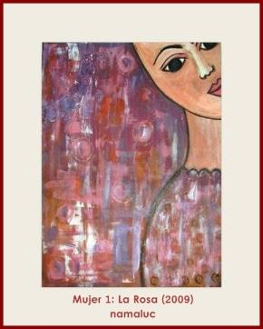 Mujer 1 La Rosa - namaluc blog