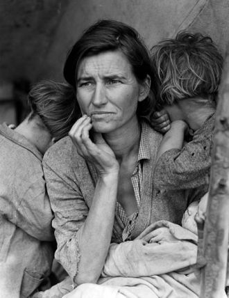 Lange-MigrantMother02 - Wikimedia